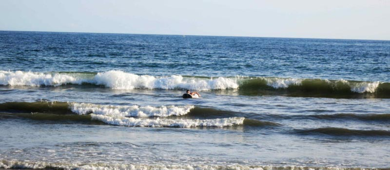 Surfen in Santa Teresa – Costa Rica 1