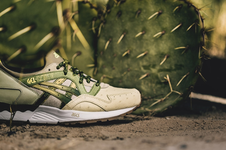 Asics x Feature 4