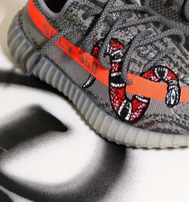 Yeezy Gucci Snake