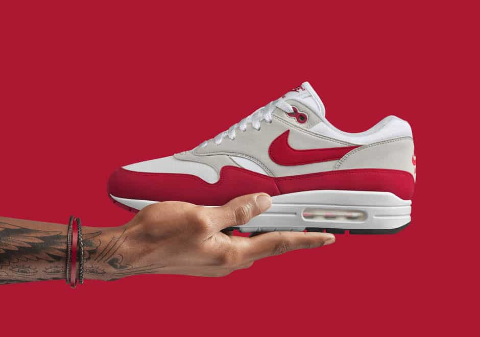 Rumeur : La Nike Air Max One OG Red, fait encore parler d