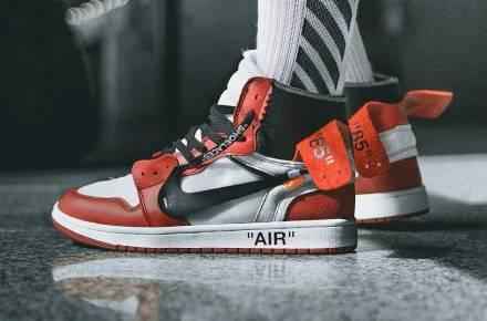 Off White x Jordan