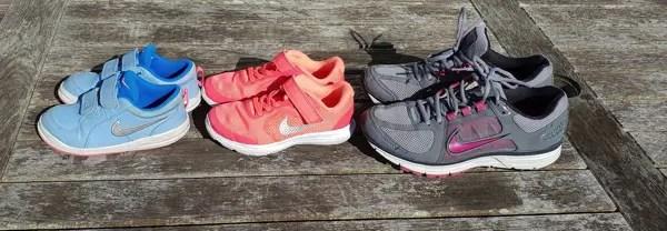 made nike shoes