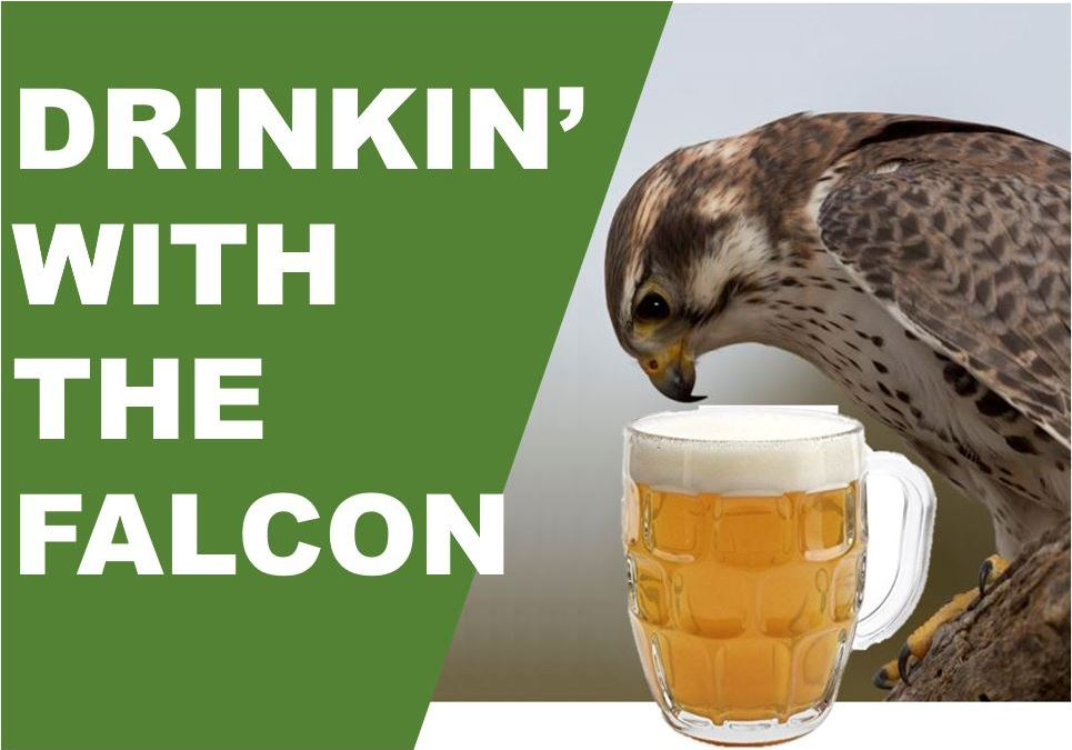 Drinkin' With the Falcon