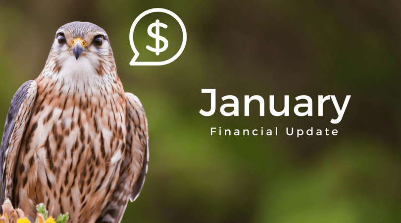 Get Ripp'd – January 2018 Financial Update