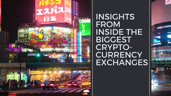 Insights from Inside the Biggest Cryptocurrency Exchanges