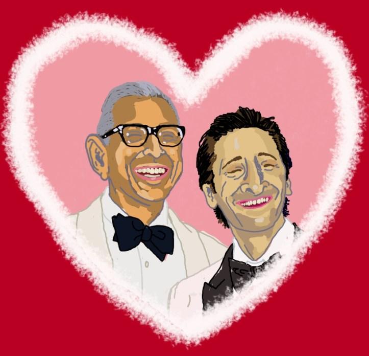 Oscars Best Couple