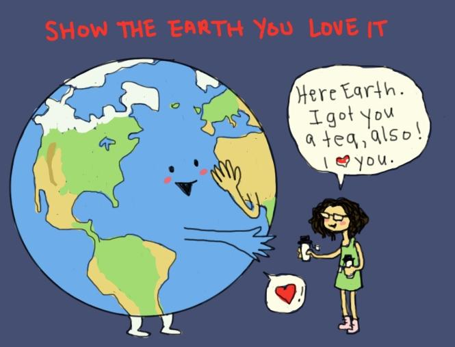 Melissa Loves Earth by Amanda Wood