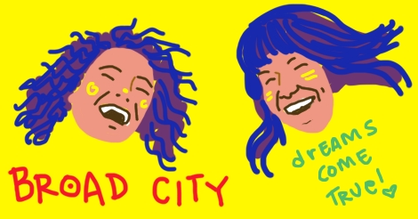 Broad City Season 3 by Amanda Wood