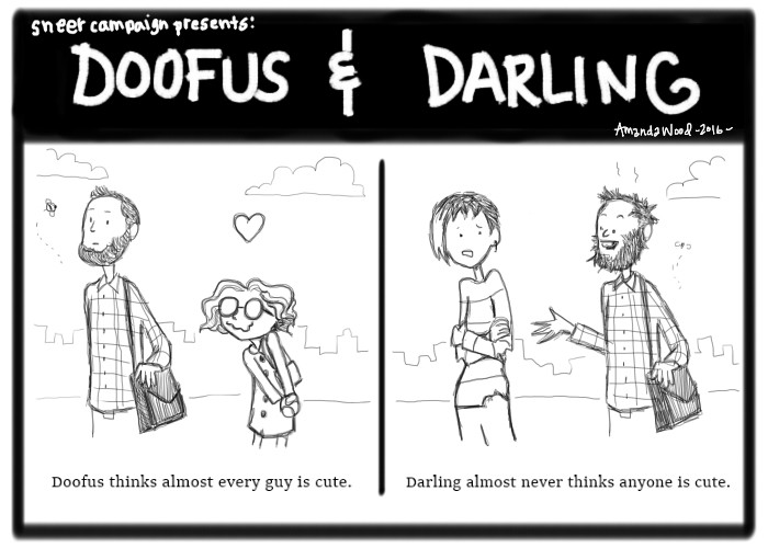 Soul Mates: Doofus and Darling