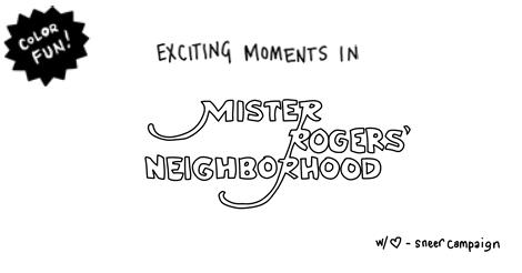 Mr Rogers