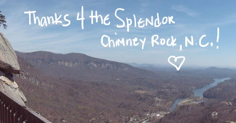 chimney rock climb for your life