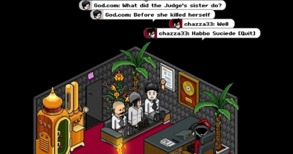 not even the judge's sister was safe