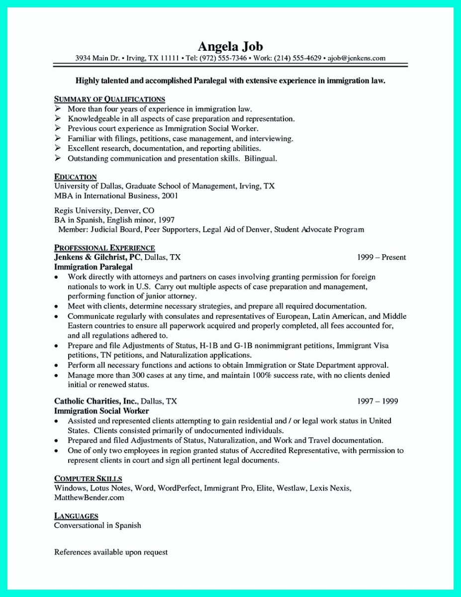 Residential Case Management Cover Letter Template