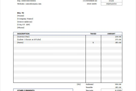 financial template for business plan invoice template doc
