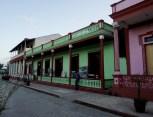 Baracoa hadde de mest spesielle fargekombinasjonene på hele Cuba, og ddet sier en god del!
