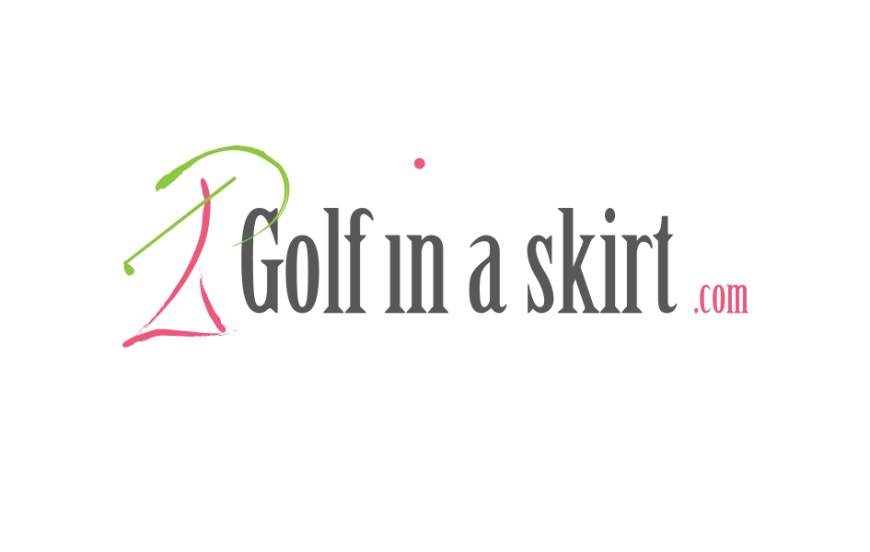Golf in a Skirt