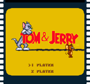 Tom and Jerry 01