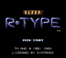 Super R-Type 01