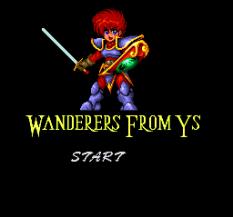 Ys III - Wanderers From Ys 01
