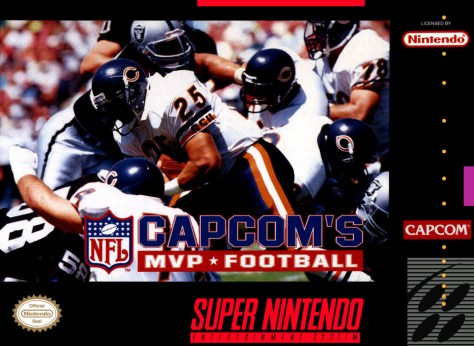 capcom's_mvp_football_us_box_art