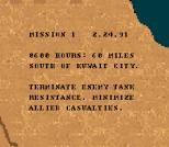 Garry Kitchen's Super Battletank - War in the Gulf 02