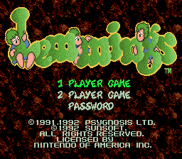 Lemmings 01