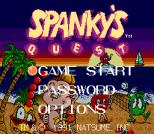 Spanky's Quest 01