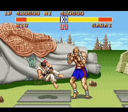 Street Fighter II - The World Warrior 16