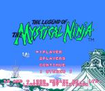 The Legend of the Mystical Ninja 01