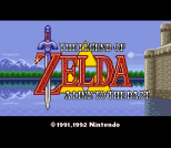 The Legend of Zelda - A Link to the Past 01
