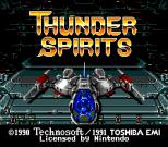 Thunder Spirits 01