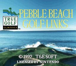 True Golf Classics - Pebble Beach Golf Links 01