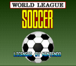 World League Soccer 01
