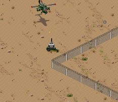 Desert Strike - Return to the Gulf 12