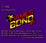 James Bond Jr. 01