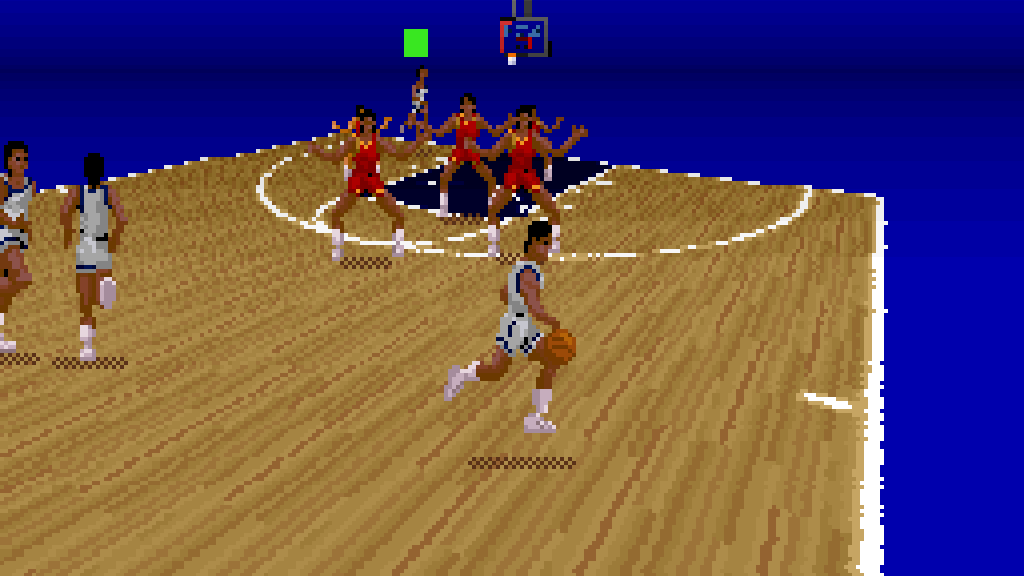 SNES A Day 93: NCAA Basketball
