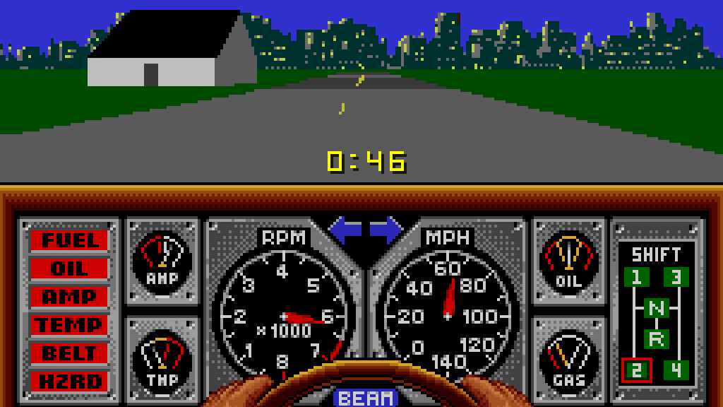 Race Drivin' FI