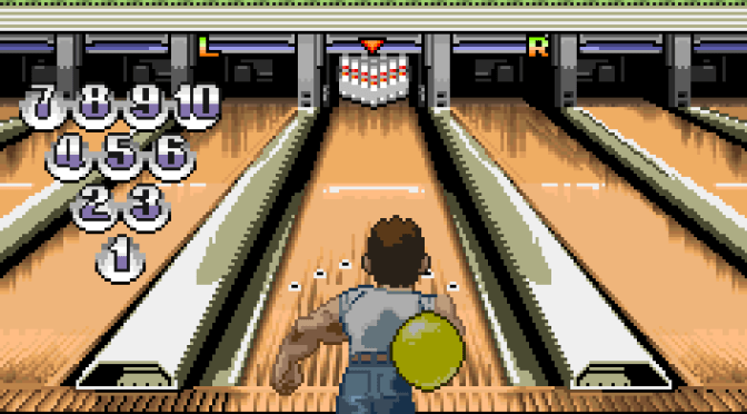 SNES A Day 85: Super Bowling