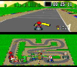 Super Mario Kart 15