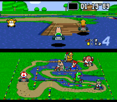 Super Mario Kart 21