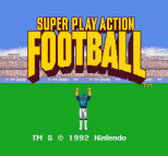 Super Play Action Football 01