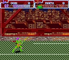 Teenage Mutant Ninja Turtles IV - Turtles in Time 07