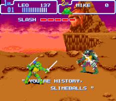 Teenage Mutant Ninja Turtles IV - Turtles in Time 21