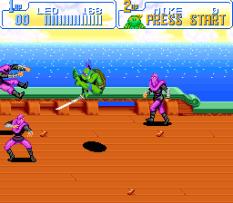Teenage Mutant Ninja Turtles IV - Turtles in Time 22