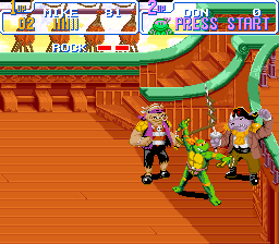 Teenage Mutant Ninja Turtles IV - Turtles in Time 23