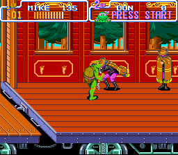 Teenage Mutant Ninja Turtles IV - Turtles in Time 24