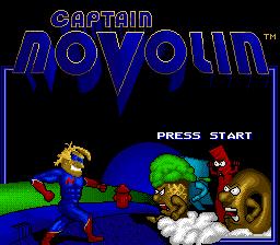 Captain Novolin 01