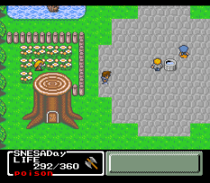 Final Fantasy Mystic Quest 21