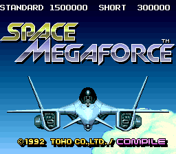 Space Megaforce 01