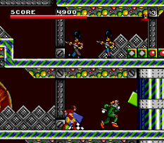 Spider-Man and the X-Men in Arcade's Revenge 11